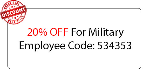 Military Employee Discount - Locksmith at DeSoto, TX - Desoto TX Locksmith
